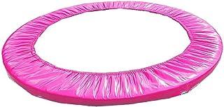 Hainice Trampolin Cloth Cover Mini Fitness studsmatta kjol för barn hoppa säng Rosy 137cm Diameter