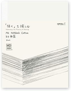 ミドリ ノート MDノート コットン F0 15255006