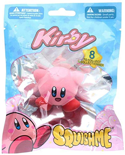 Just Toys LLC Kirby SquishMe - Series 1