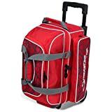 MICHELIN Storm Streamline 2 Ball Roller Bowling Bag Red Crackle/Red