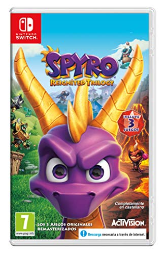 Spyro Reignited Trilogy para Switch