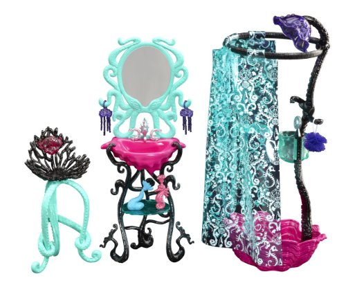 Monster High Lagoona Blue Shower Playset