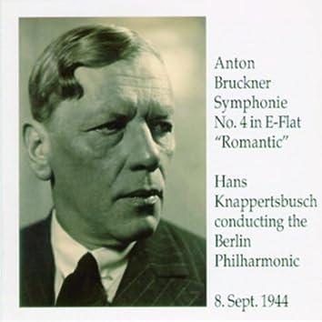 Anton Bruckner Symphonie NO. 4 in E-Flat 'Romantic'
