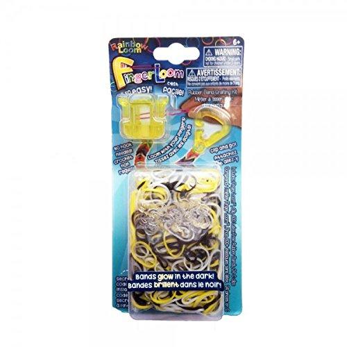 Preisvergleich Produktbild Rainbow Loom® FingerLoom(TM) Gelb