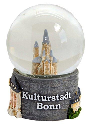 Souvenir Schneekugel Kulturstadt Bonn 30011