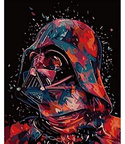 YCMXMY Puzzle 500 Piezas,Nuevo Star Wars Darth Vader, Decoración del Hogar, 52X38Cm