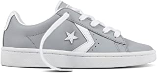 Converse Pro Leather 76 OX Youth Sneakers Wolf Grey/White/White