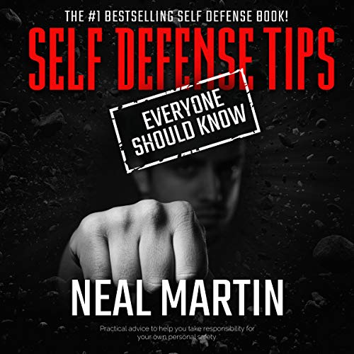 Self Defense Tips Everyone Should Know audiobook cover art