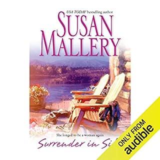 Surrender in Silk audiobook cover art