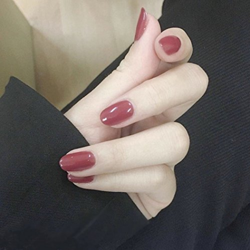 Jovono, unghie finte per donne e ragazze, 24 pezzi
