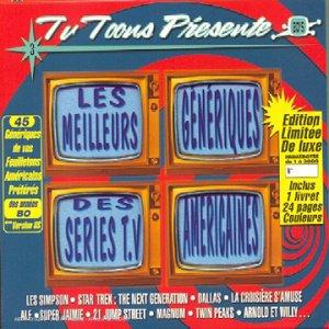 Les Meilleurs génériques des séries TV américaines 80's