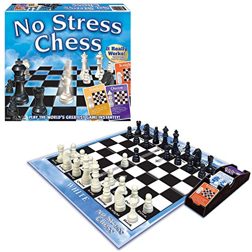 No Stress Chess Board Game $9.74 @ Amazon or Target. Ships free w/ Prime or Red Card