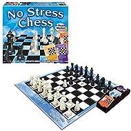 Winning Moves Games Winning Moves No Stress Chess, Natural (1091)