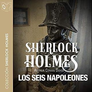La aventura de los seis Napoleones [The Adventure of the Six Napoleons] audiobook cover art