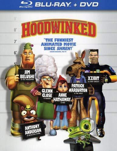 Hoodwinked [Blu-ray] [2005] [US Import]
