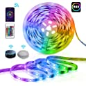 TECKIN 16.4-foot Smart RGB LED Light Strip