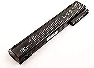 Akku-Net - Batería para HP EliteBook 8560w (ión de Litio, 14,8 V, 5200 mAh, 77,0 WH), Color Negro