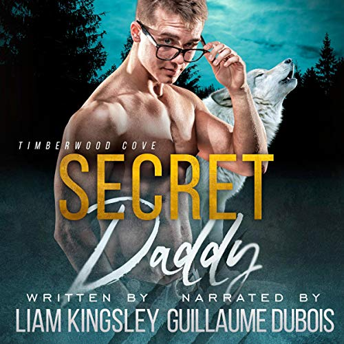 Secret Daddy audiobook cover art
