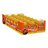 REESE'S PIECES Shake & Break Milk Chocolate Eggs filled with Reese's Pieces Candy, Easter Gifting Partying Stuffing, 21 Count Display by REESE'S PIECES hershey reeses candy easter basket