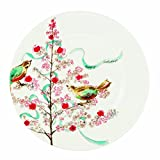 Lenox Simply Fine Chirp Seasonal Christmas Plate