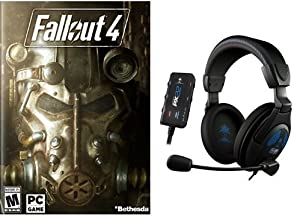 Fallout 4 - PC and Turtle Beach - Ear Force PX22 - FFP Gaming Headset Bundle