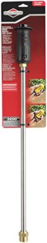 discount Briggs outlet sale & Stratton 6202 Adjustable Pressure Washer wholesale Spray Wand online sale