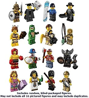 LEGO 8805 Minifigures Series 5 10-Pack
