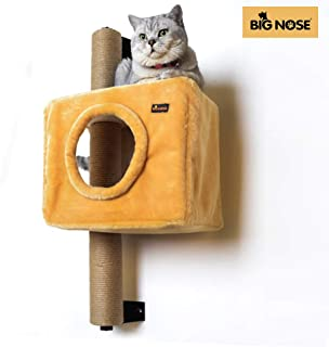 BIG NOSE- Wall Mounted Cat Condos Tree House