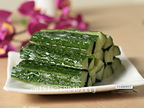 Chaud! graines de concombre asiatiques rares 50pcs / paquet 20 espèces Bonsai Graines Semences potagères NON-OGM organiques