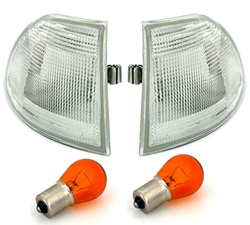 AD Tuning DEPO Frontblinker Set in Weiß Links rechts Blinker