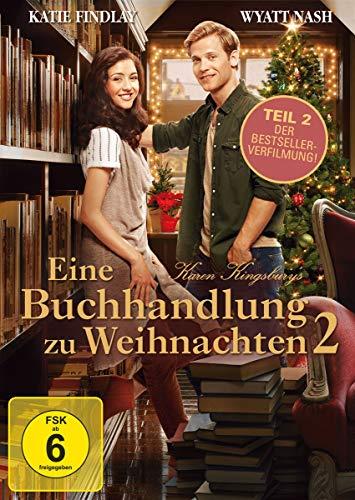 Eine Buchhandlung zu Weihnachten 2