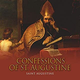 The Confessions of St. Augustine                   By:                                                                                                                                 Saint Augustine                               Narrated by:                                                                                                                                 Greg Rizzo                      Length: 10 hrs and 46 mins     1 rating     Overall 5.0