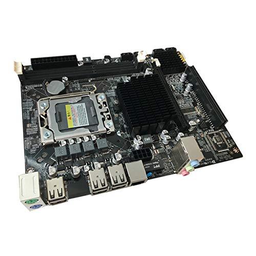 Memoria del server REG ECC di sostegno della scheda madre di X58 LGA 1366 e scheda madre del processore Xeon