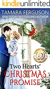 TWO HEARTS' CHRISTMAS PROMISE (Two Hearts Wounded Warrior Romance Book 12)