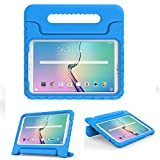 MoKo Etui Samsung Tab E 9.6 - Etui Housse EVA Enfants Antichoc Protecteur Convertible...