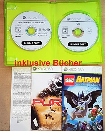 Lego Batman / Pure Double Pack - Bundle Version (Xbox 360) [import anglais] [Importado de Francia]