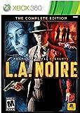 Rockstar Games L.A. Noire The Complete Edition, Xbox360