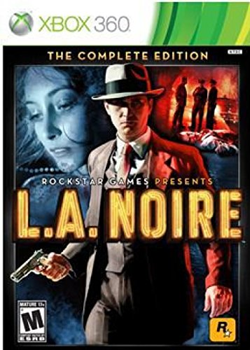 Rockstar Games L.A. Noire The Complete Edition, Xbox360