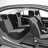 DBS Housse de siège Auto/Voiture - sur Mesure - Finition Haut de Gamme - Montage Rapide - Compatible Airbag - Isofix - 1013121