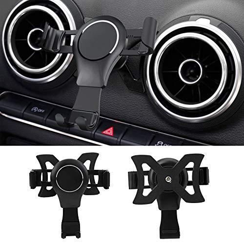 Telefoon Houder, Telefoon Beugel Auto Accessoires Aluminium 4.0-6.0 inch Vervanging voor Auto-onderdelen voor A3 S3 2014…