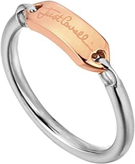 Just Cavalli Fashion Ring For Women Stainless Steel - Size 8