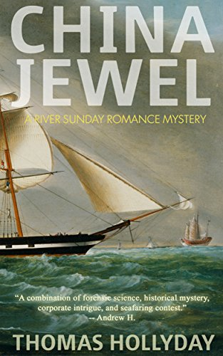 China Jewel by Thomas Hollyday ebook deal
