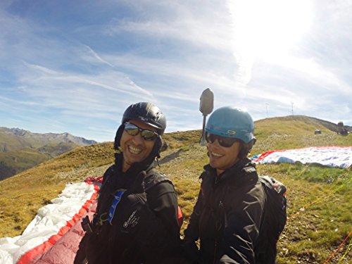 Joyride Paragliding Gutschein für Fotos Gleitschirm Tandemflug