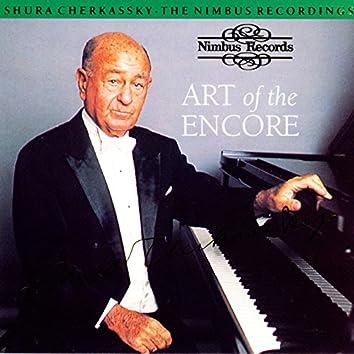 Schubert, Chopin & Liszt: Art of the Encore