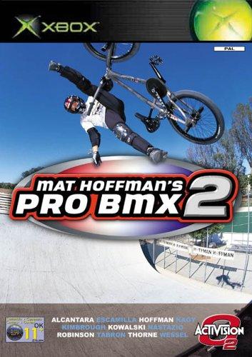 Mat Hoffman's Pro BMX 2 (Xbox) [Importación Inglesa]