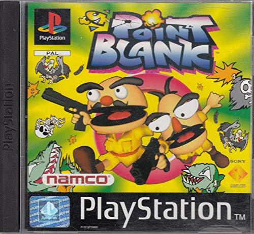 Point Blank [PS1] [IT,ES,FR,UK,DE]