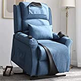 Upupto Electric Power Lift Recliner Chair Sofa,Chair Lifts for Elderly...