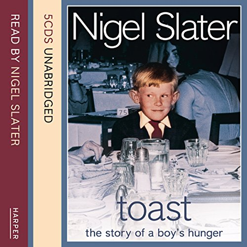 Toast audiobook cover art