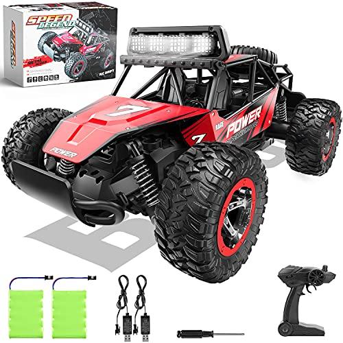 BEZGAR 17 Toy Grade 1:14 Scale Remote Control Car, 2WD...