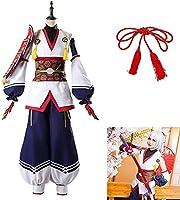 Fate/Grand Order アーチャー・インフェルノ 巴御前 コスプレ衣装 戦闘服 オーダー可能 (女性S)